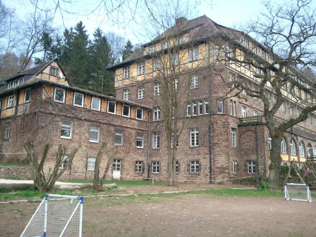 Jugendherberge Helmarshausen