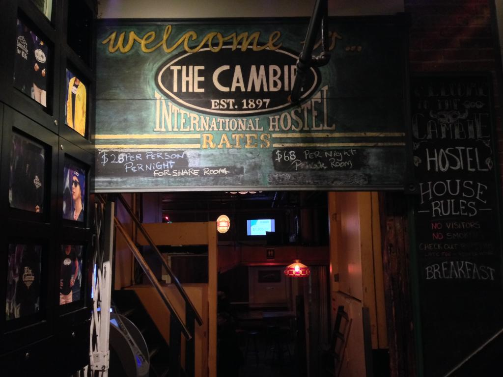 Cambie Hostel Gastown