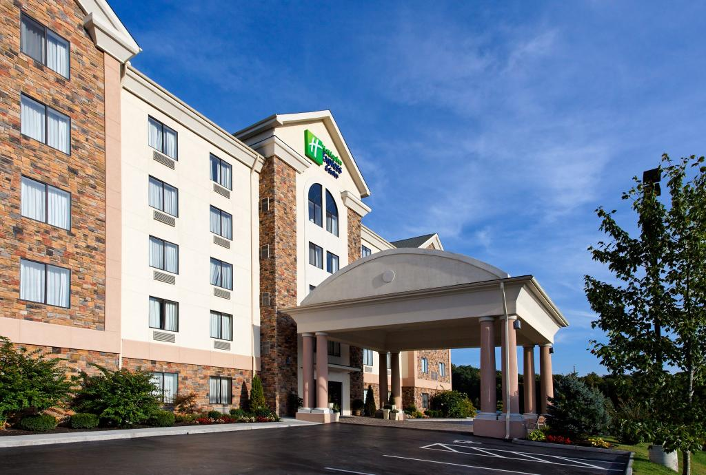 Holiday Inn Express Hotel & Suites Kingsport-Meadowview I-26