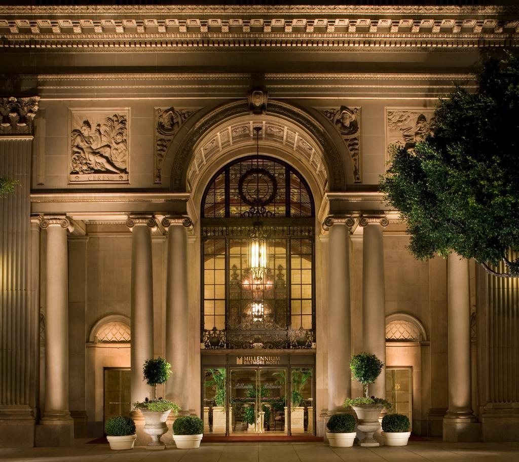 Millennium Biltmore Hotel Los Angeles