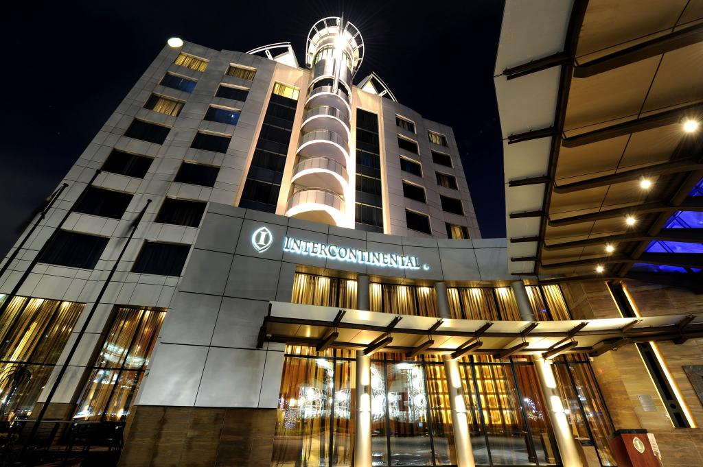 InterContinental Johannesburg OR Tambo Airport