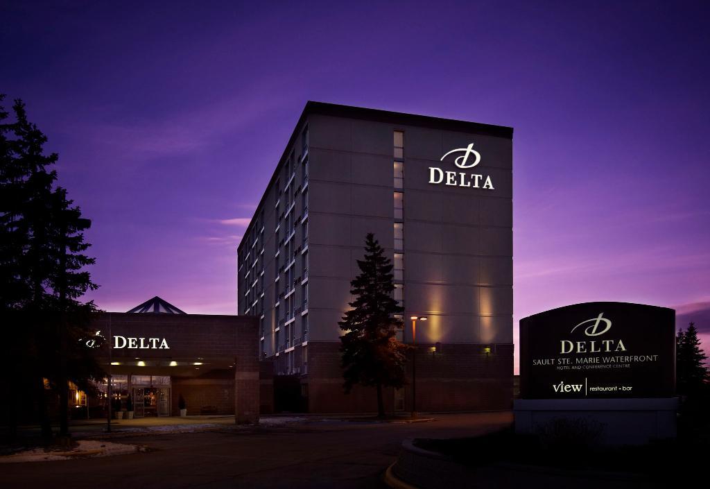 デルタ スー セント マリー ウォーターフロント ホテル アンド カンファレンス センター