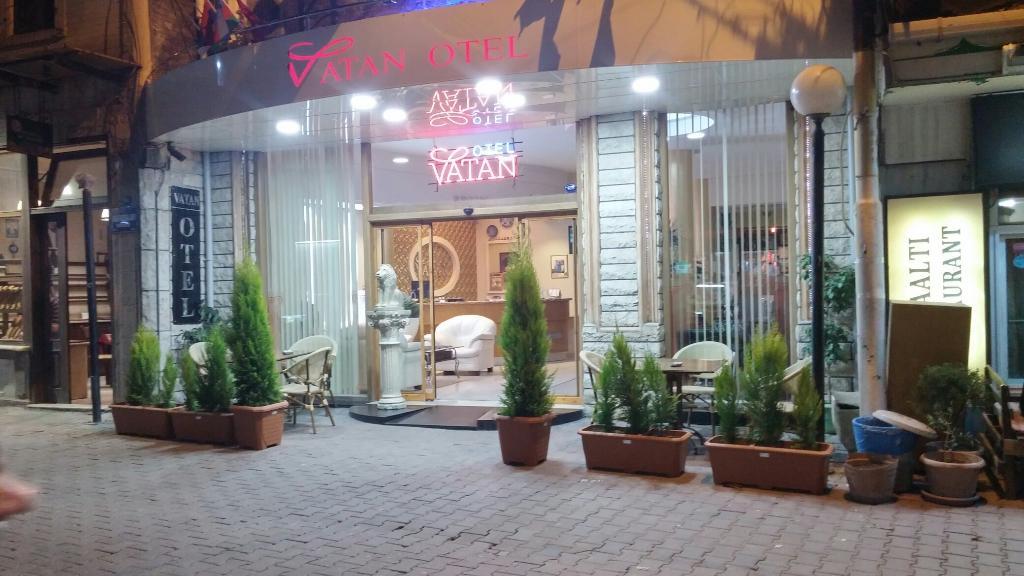 ヴァタン ホテル