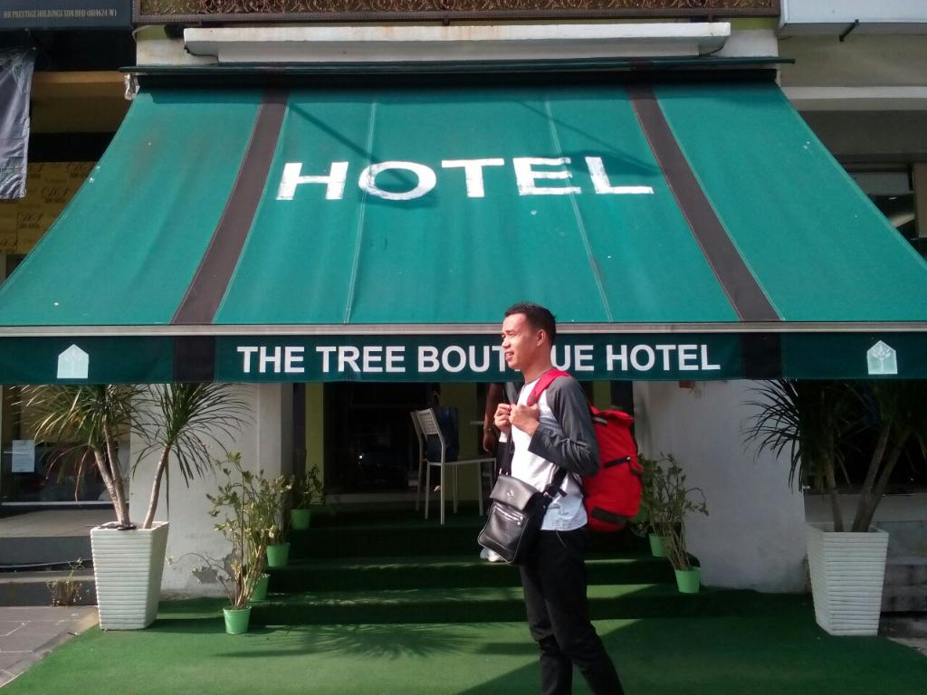 The Tree Boutique Hotel