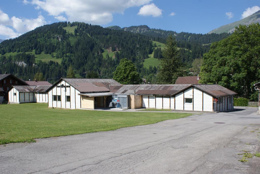 Mountain Lodge Backpacker Camp