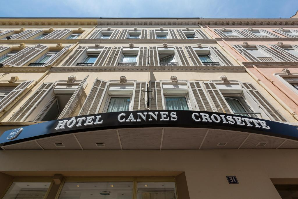 Hotel Cannes Croisette
