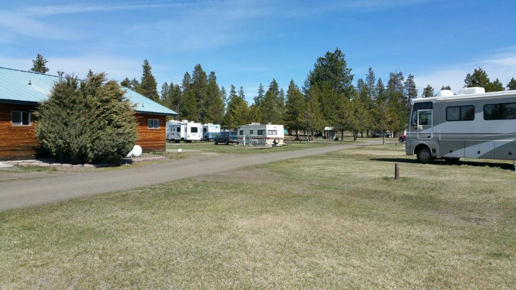 Cascade Meadows RV Resort