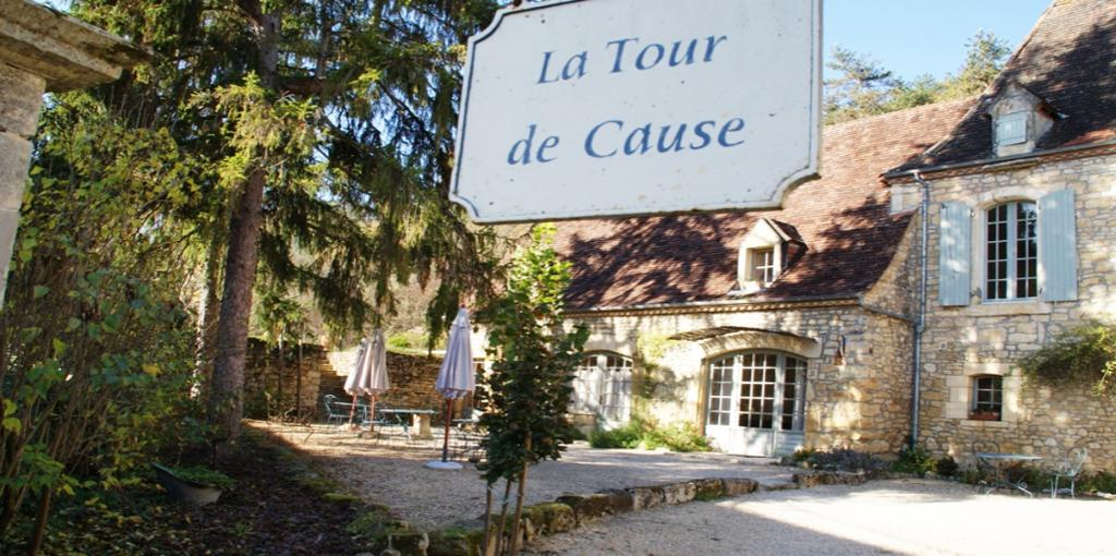 La Tour de Cause B&B