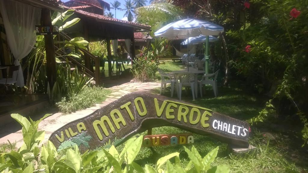 Vila Mato Verde Chalets