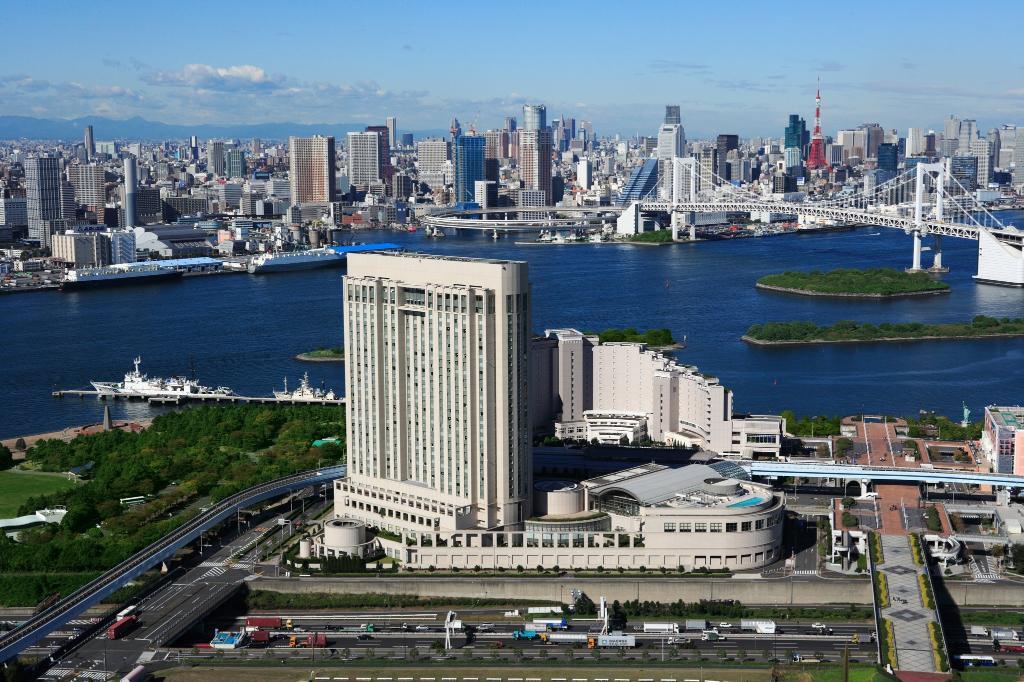 그랜드 닛코 도쿄 오다이바