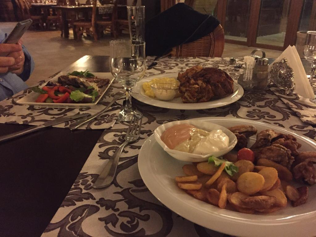 Hotel Restaurant La Castel