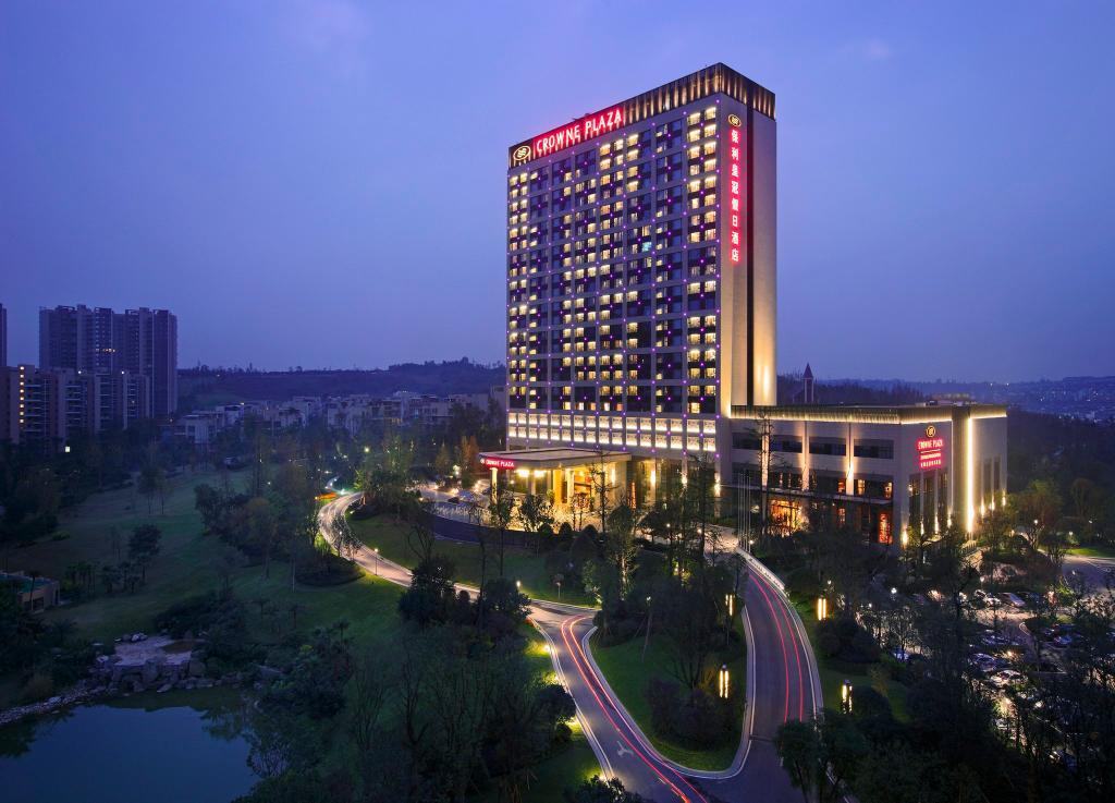 クラウン プラザ チェンドゥ パンダ ガーデン ホテル