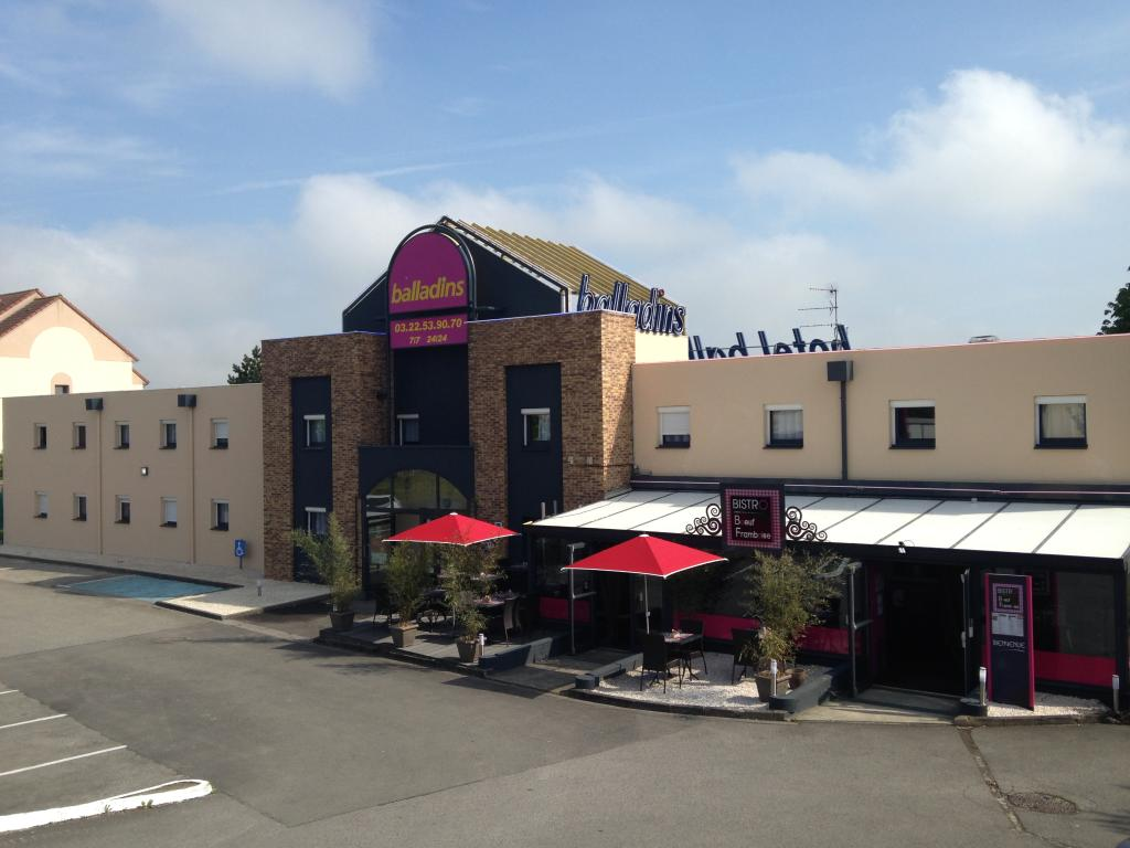 Hotel balladins Amiens/Longueau