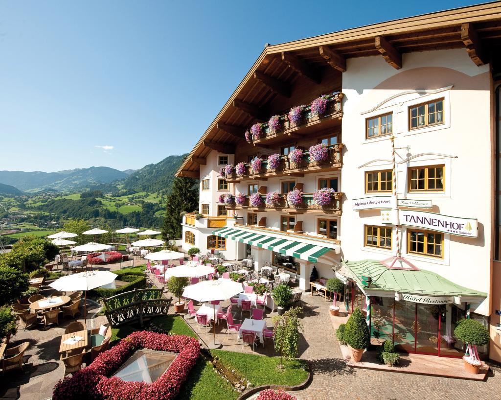 Alpines Lifestyle Hotel Tannenhof