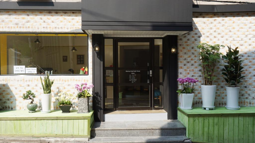 Myeongdong Guest House Como