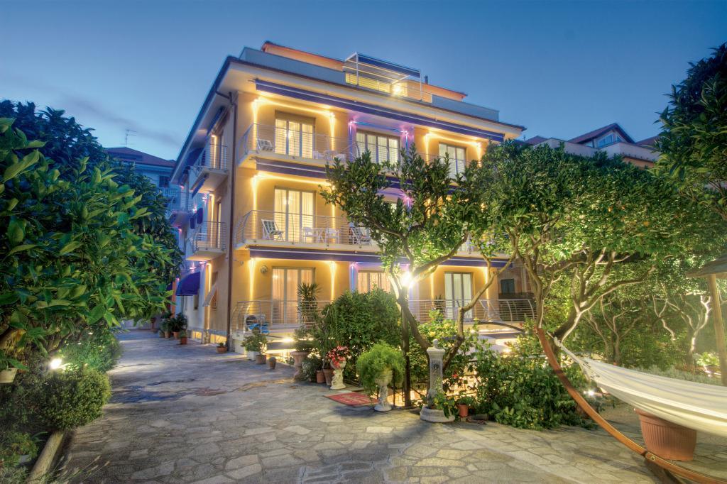 Hotel Villa Delibera