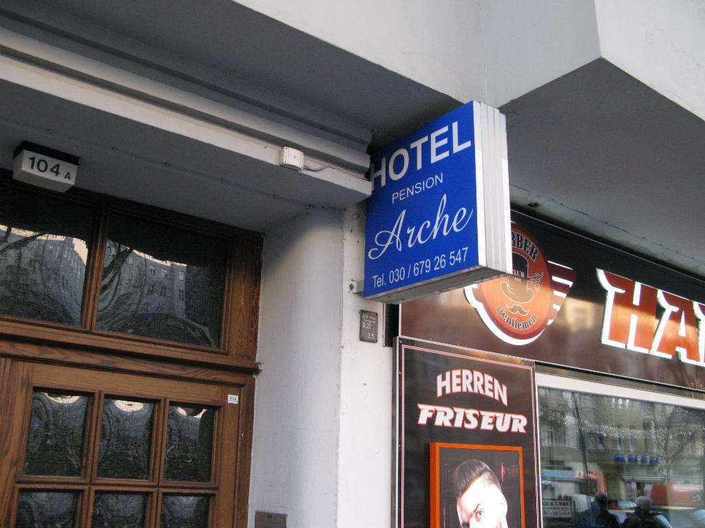 Hotel-Pension Arche