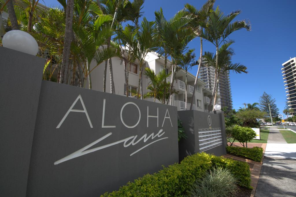 Aloha Lane Holiday Apartments