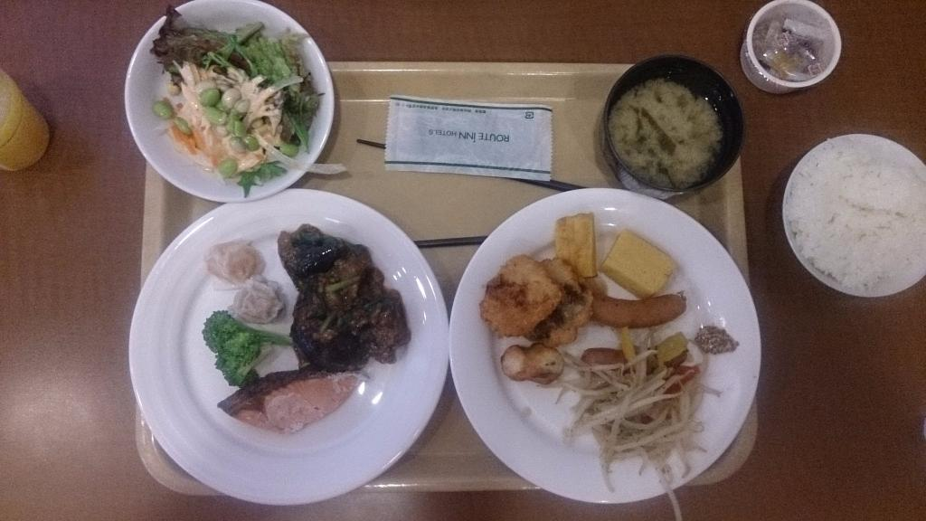 Hotel Route Inn Furukawa Station