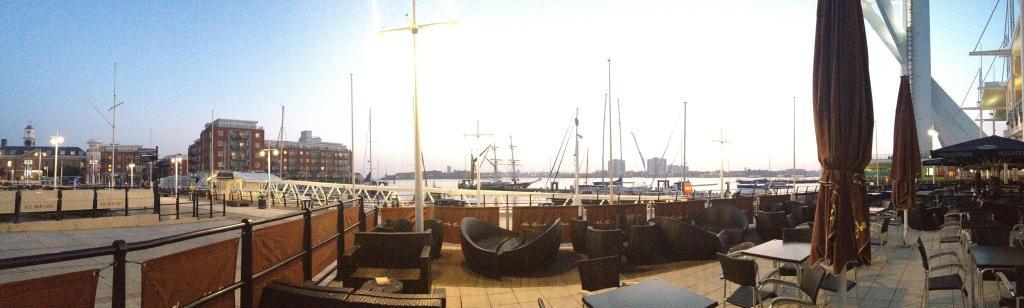 The Slug and Lettuce - Portsmouth Gunwharf