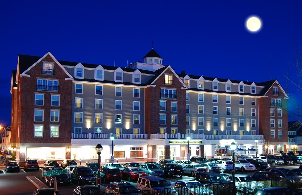 ‪The Salem Waterfront Hotel & Suites‬