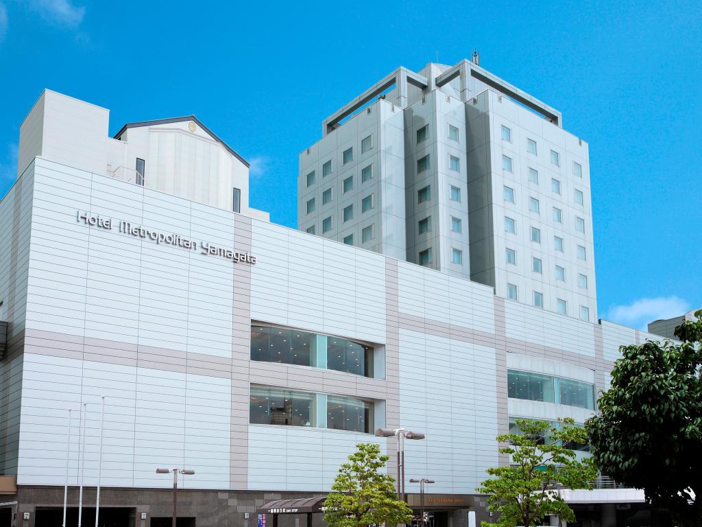 Hotel Metropolitan Yamagata