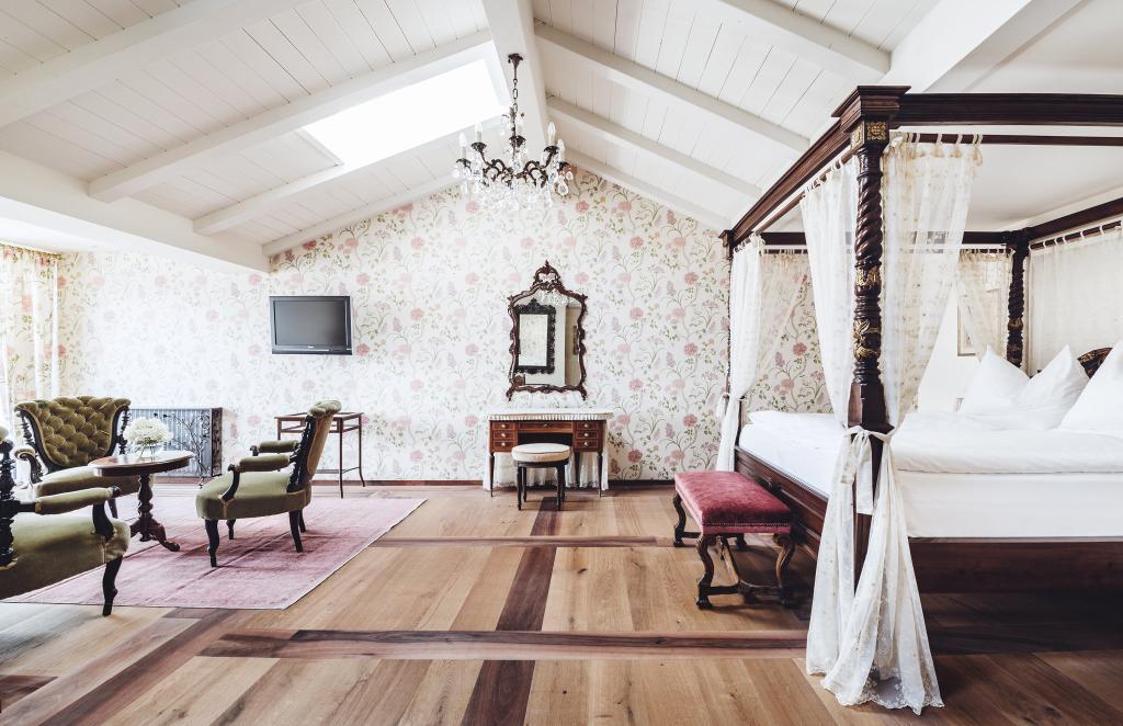 Relais & Châteaux Hotel Castel Fragsburg