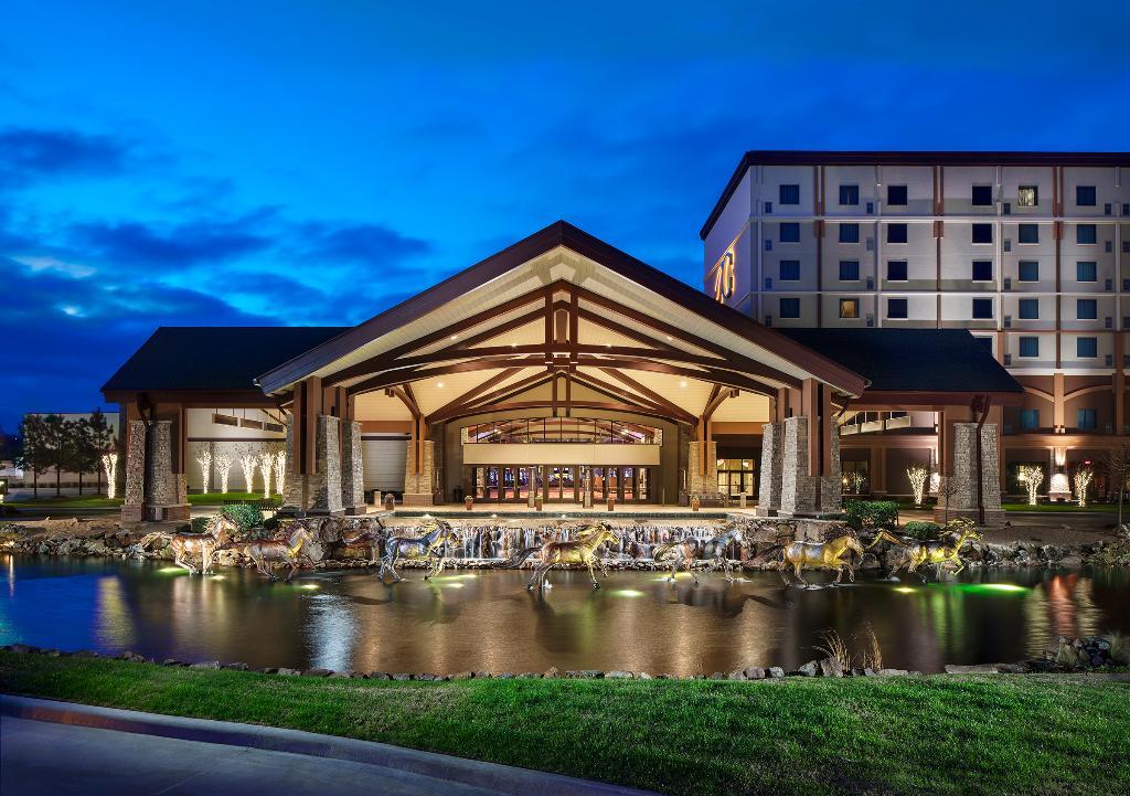 Choctaw Casino Hotel Pocola