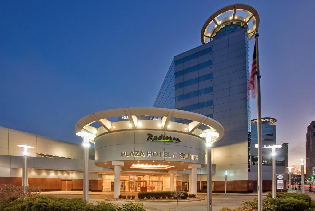 Radisson Plaza Hotel at Kalamazoo Center