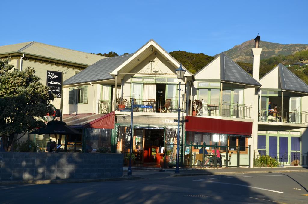 L'Hotel Akaroa