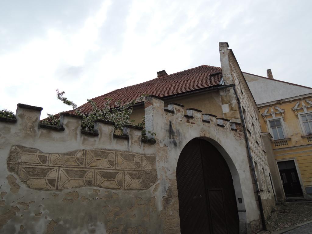 Rekreacni dum Slavonice