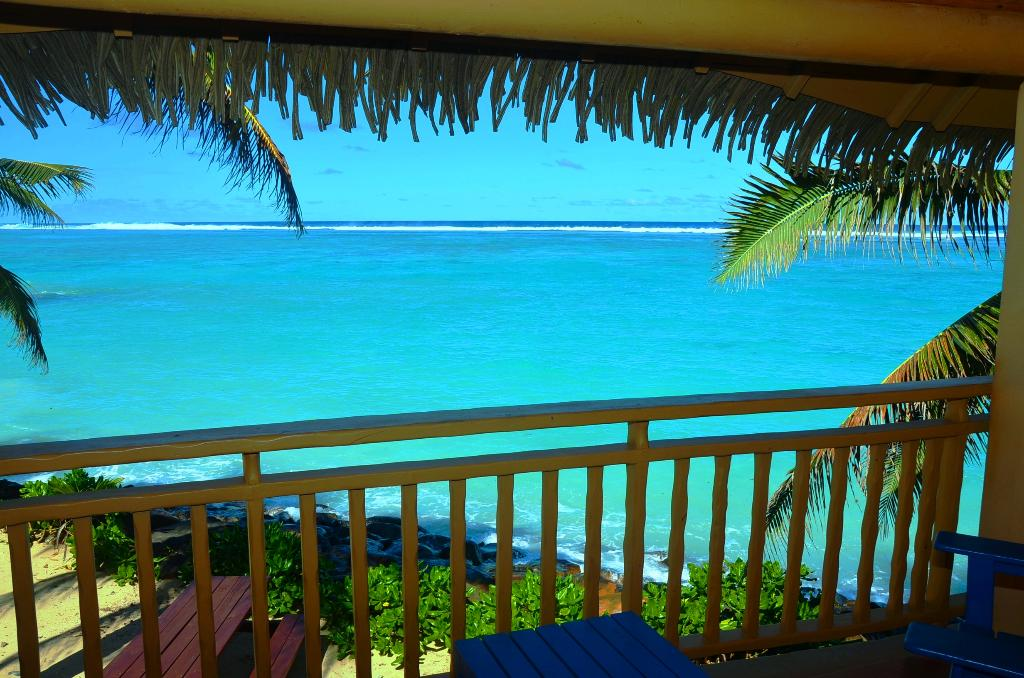 Sanctuary Rarotonga-on the beach