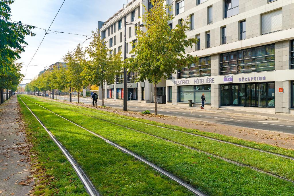 Lagrange City Apart'Hotel Strasbourg Wilson