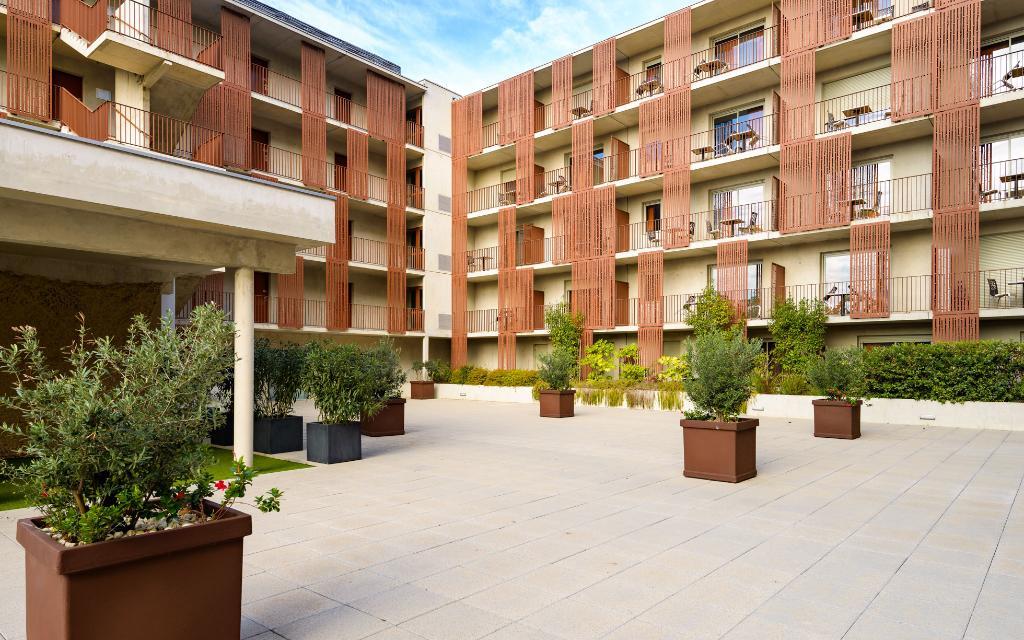 Lagrange City Apart'Hôtel Montpellier