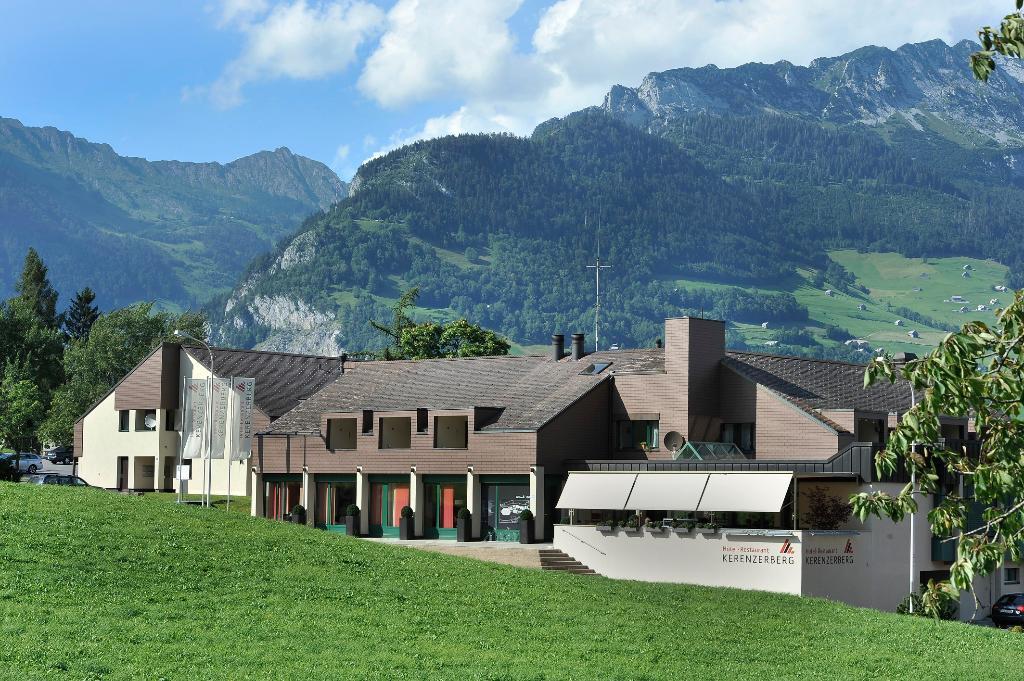 Hotel Restaurant Kerenzerberg