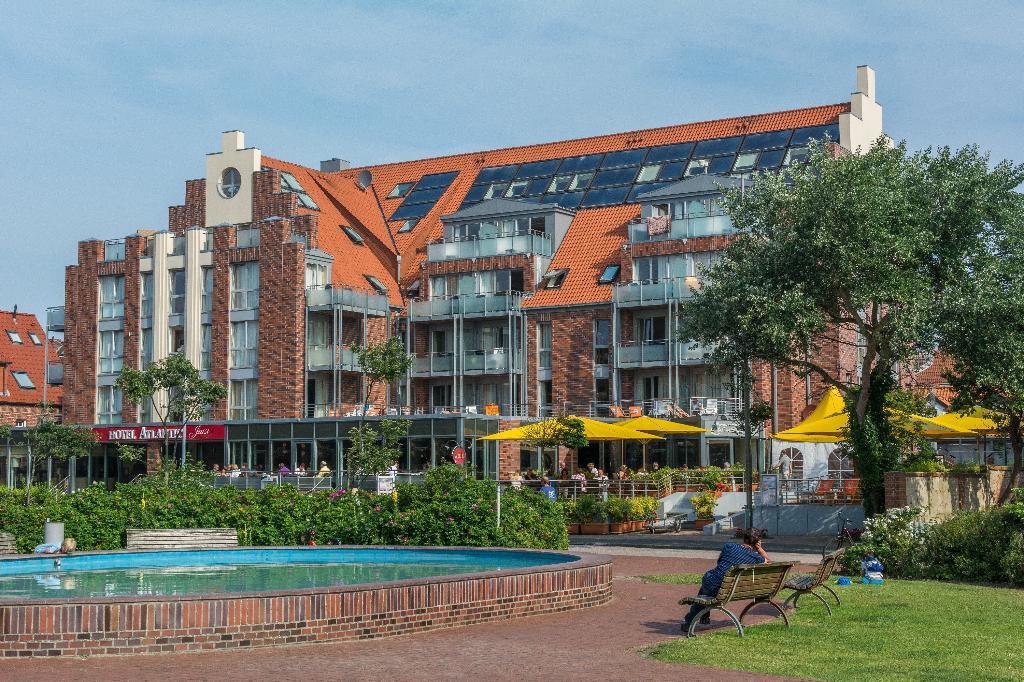 Hotel Atlantic Juist - Apartments