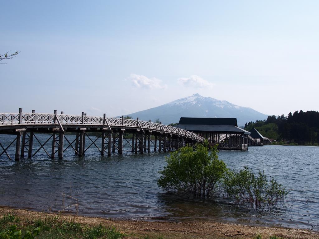 鶴の舞橋の写真