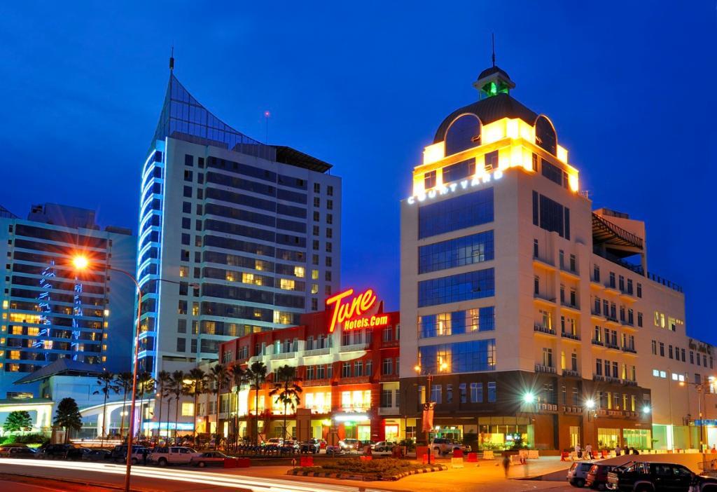和諧酒店-1婆羅洲哥打京那巴魯
