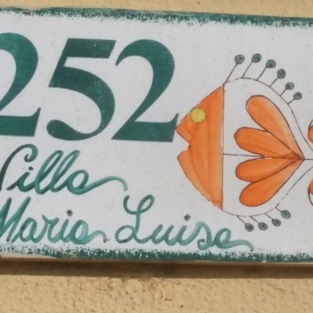 Bed & Breakfast Villa Maria Luisa
