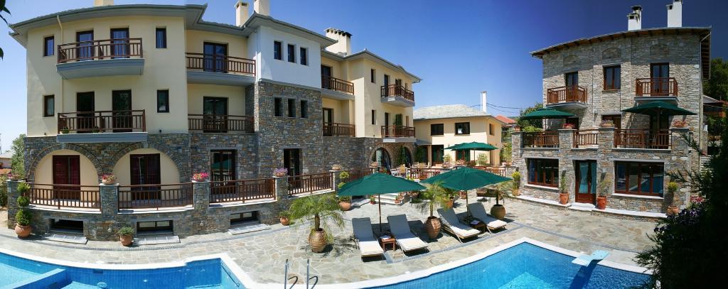 Maritsa's Hotel-Suites