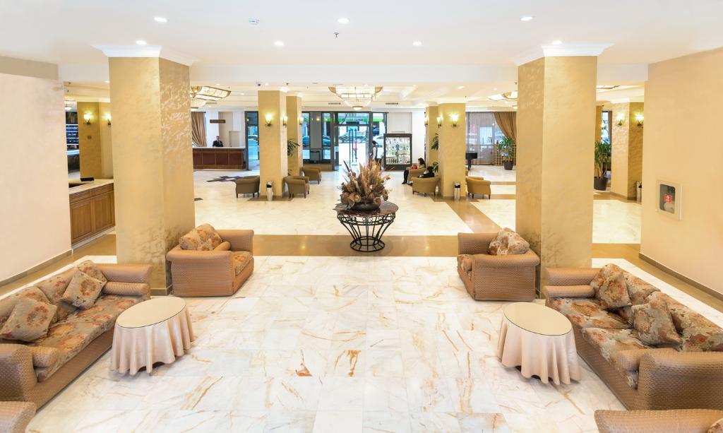 アニ プラザ ホテル
