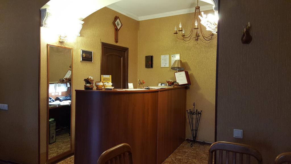 Residence Moika Hotel