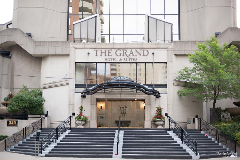 グランド ホテル アンド スイーツ トロント