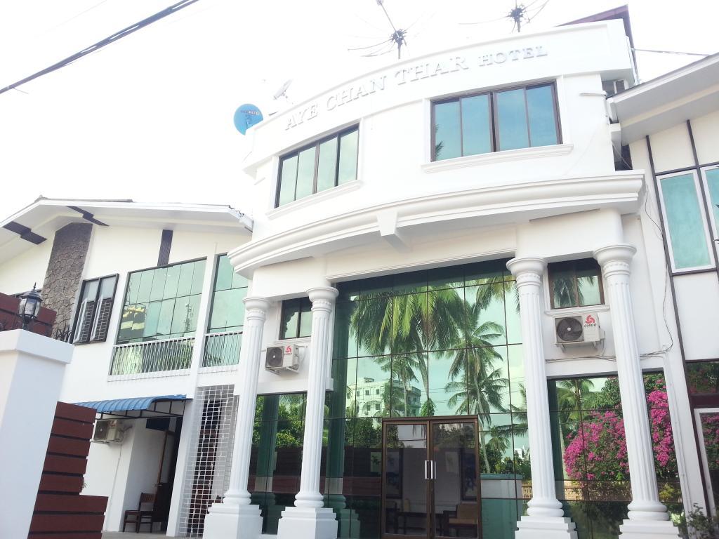 Aye Chan Thar Hotel Yangon