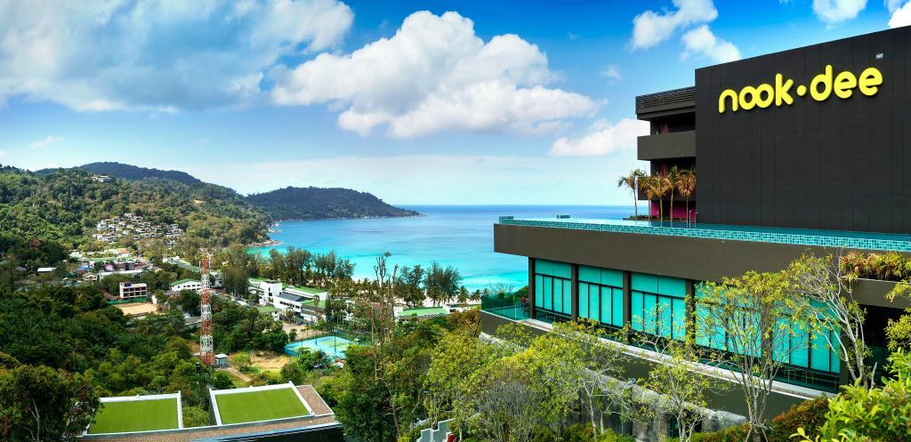 普吉卡塔內海灘飯店