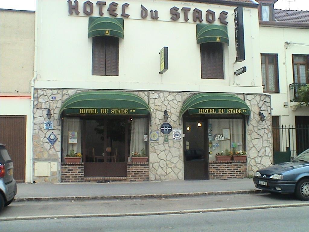 Hotel du Stade