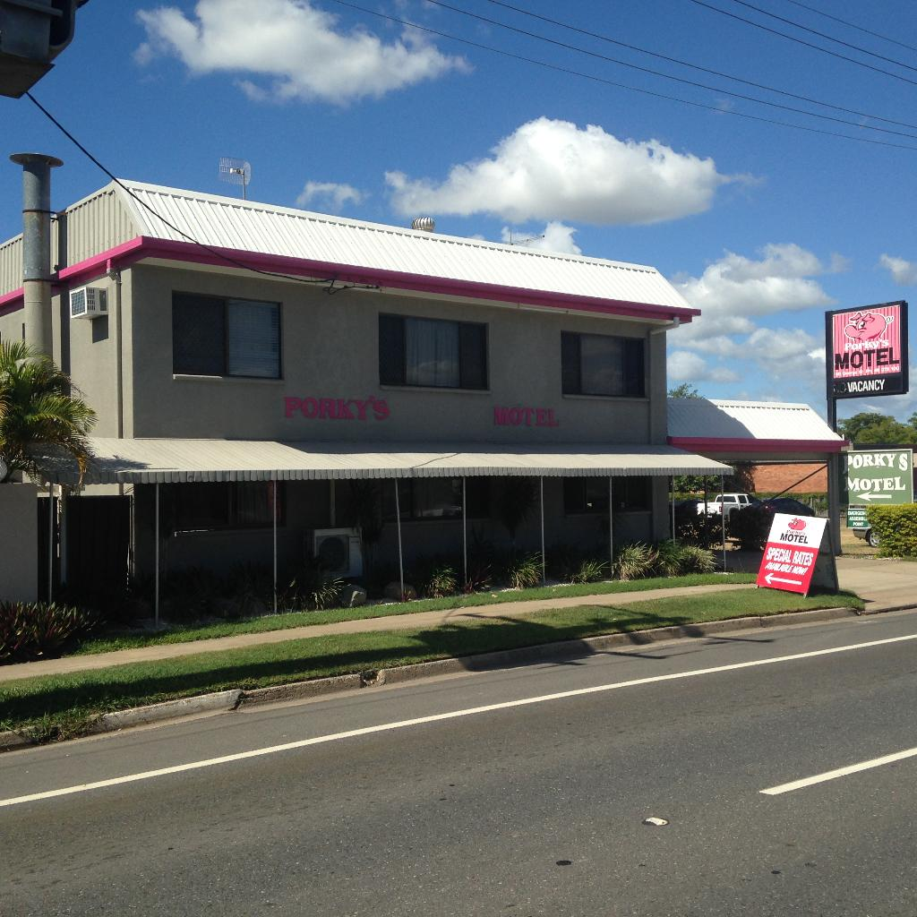 Porky's Motel