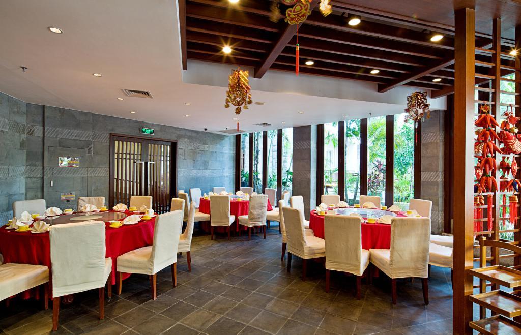 Huayu Resort and Spa Yalong Bay Sanya