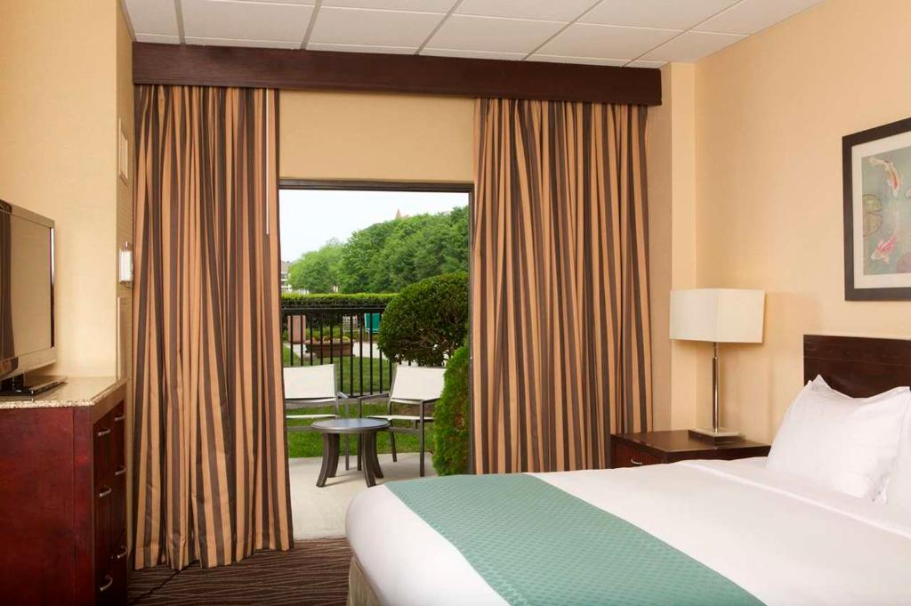 DoubleTree Suites by Hilton Hotel Raleigh-Durham
