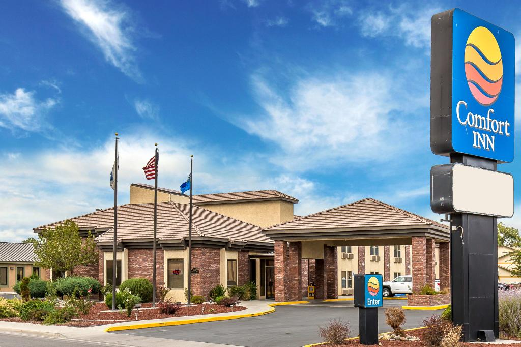 Comfort Inn Near Fallon Naval Air Station